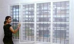 Hinged Frame Door Window
